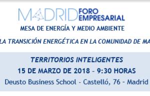 "Eva Jiménez presents LIFE Photoscaling in ""Madrid Foro Empresarial"""