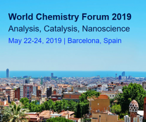 Marta Castellote presents LIFE Photoscaling Project at World Chemistry Forum 2019 in Barcelona