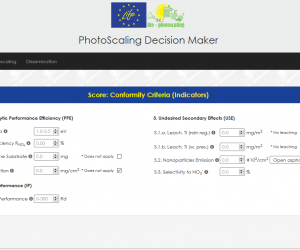 Photoscaling Decision Maker available