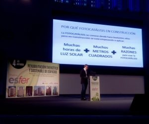 LIFE Photoscaling project presented in Esfer workshop (Oviedo)