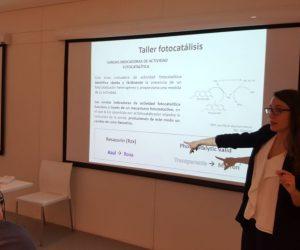 Eva Jiménez presents LIFE Photoscaling in Montevideo (Uruguay)