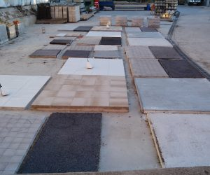 Platforms construction successfully finished