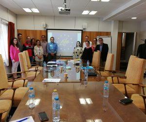 Monitoring meeting with Raquel Navarrete